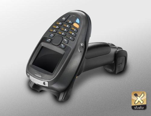 fotografia produktu – terminal mobilny