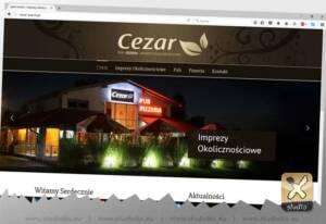 cezar events strona www