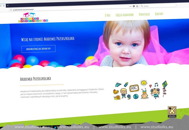Akademia Przedszkolaka Starachowice