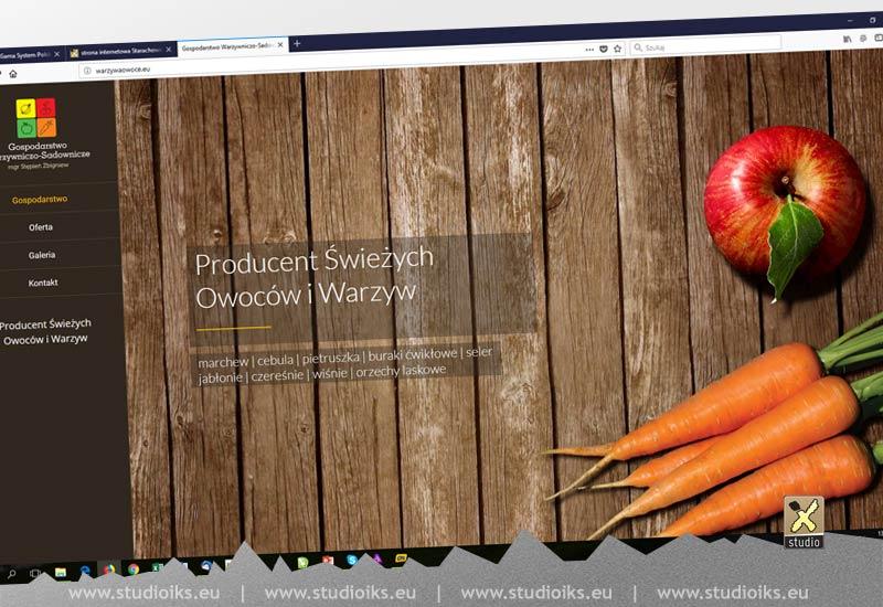 strona www Sandomierz