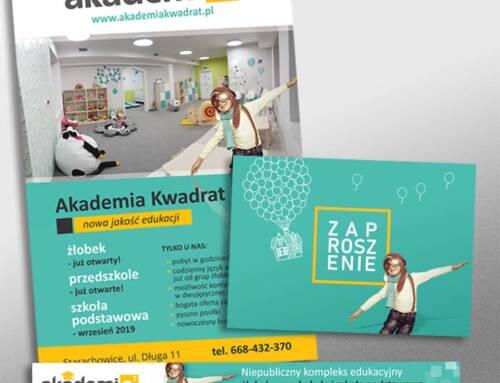 Przedszkole reklama
