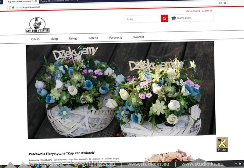 Kup Pan Kwiatek Pracownia Florystyczna