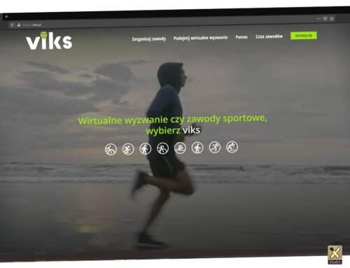viks.pl wirtualne zawody sportowe